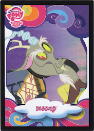 My Little Pony Discord Series 3 Trading Card