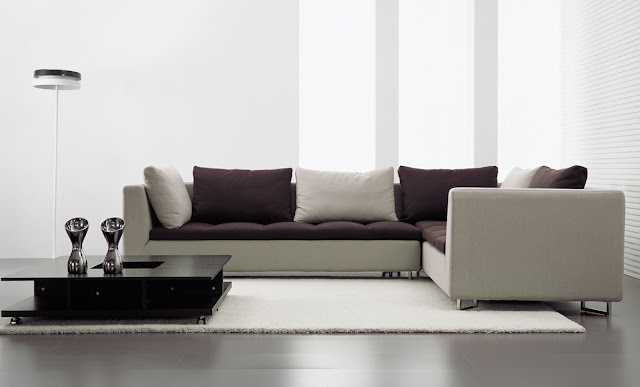 Gunakan perabot yang sederhana