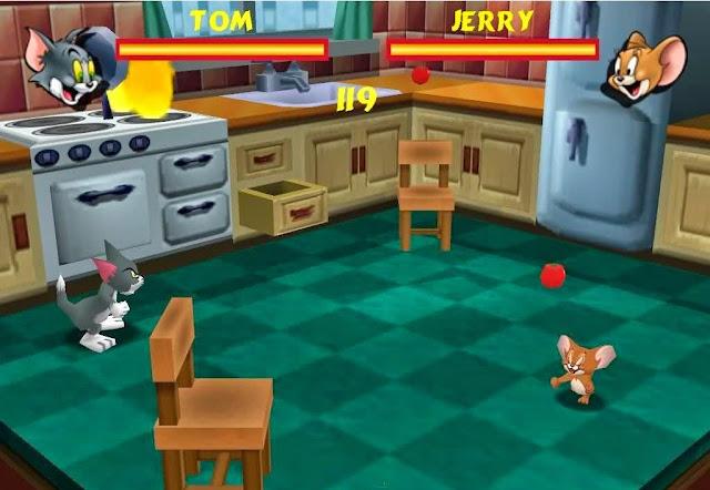 لعبة توم وجيرى للأيفون برابط مباشر