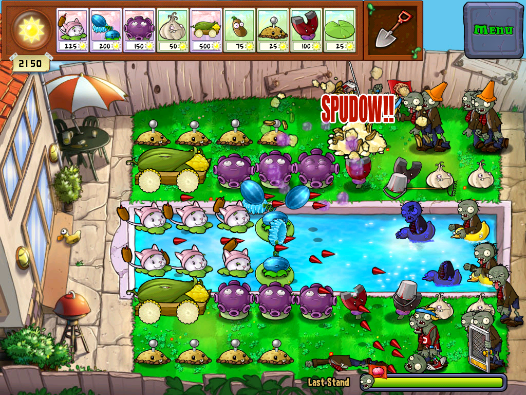 PACROID: Plants Vs Zombies - PSN