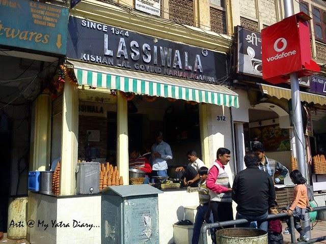 Lassiwala, MI Road, Jaipur since 1944