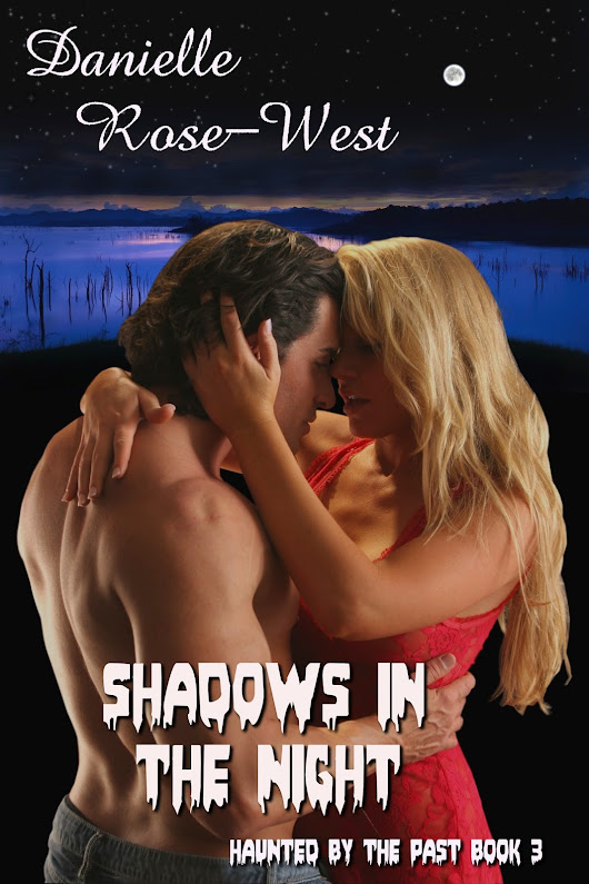 Shadows in the Night Cover Reveal and Update