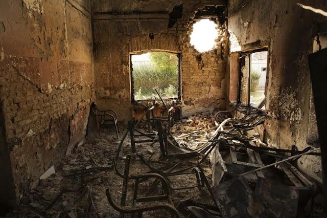 Κουντούζ: Ένα χρόνο μετά τον βομβαρδισμό του νοσοκομείου από τις ΗΠΑ τα ερωτήματα παραμένουν αναπάντητα