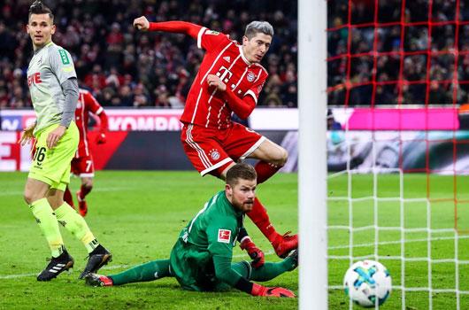 Bayern 1-0 Koln: 33 lần sút cầu môn, 1 bàn thắng 2