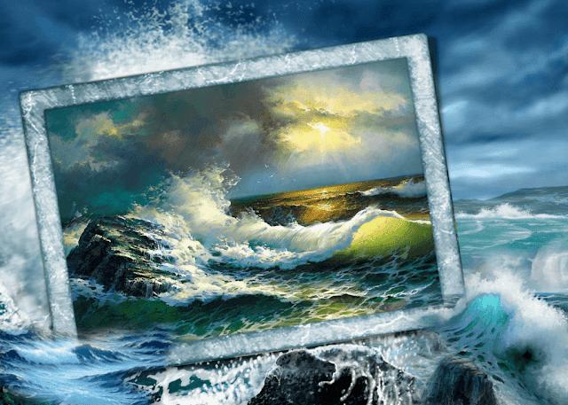 Canção ao Mar (Mar Eterno) - Poema de Eugénio  Tavares