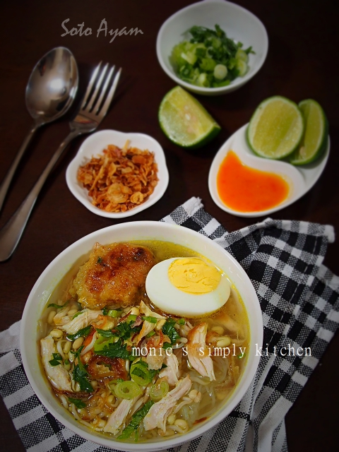 Resep Soto Padang : resep, padang, Hanya, Resep, Monic's, Simply, Kitchen
