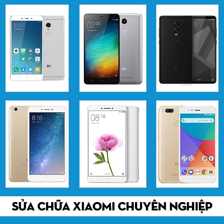 Sửa mặt kính Xiaomi Mi3 chính hãng