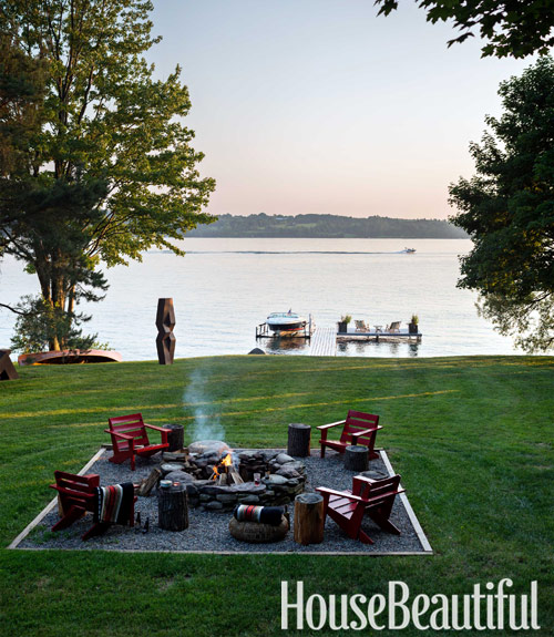 Beautiful Lake House Decor Inspiration: High Street Market: Thom's Lake House (second Edition