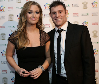 James Milner Dengan Amy Fletcher