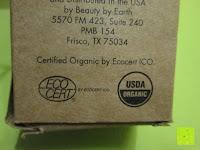 Siegel: Argan Oel - Biologisches Oel aus Marokko, 4 oz - Kalt gepresst und ausgezeichnete Feuchtigkeitsspendung fuer Haare, Haut, Nägel; Zur Behandlung von Frizz, vorzeitiger Hautalterung und Falten. Importiert aus Marokko von Beauty by Earth