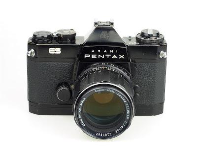 Asahi Pentax ES (Japan 1971-1973)