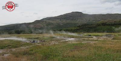 Recinto geotermal de Geysir