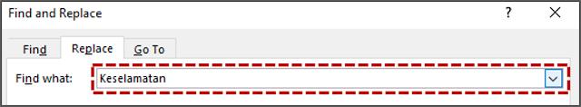 Mengganti Format Tertentu dengan Format Lain 3