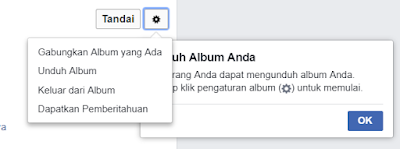 Cara Download Semua Foto / Album di Facebook