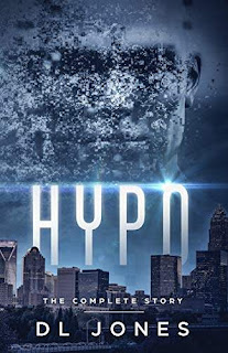 HYPO: The Complete Story book promotion DL Jones