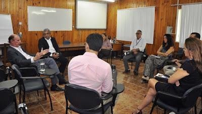 Diretor-Presidente visita Superintendência de Salvador