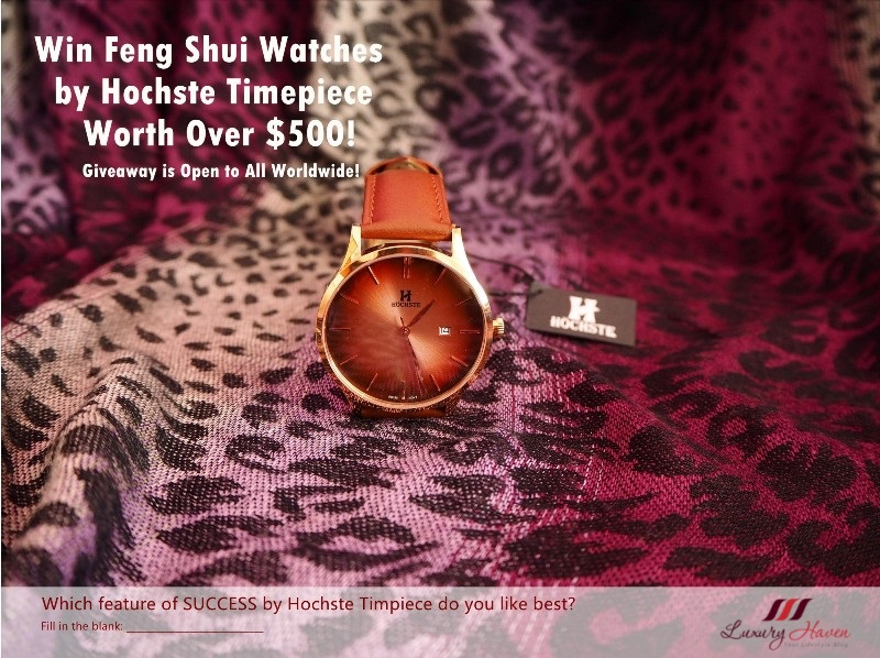 chinese geomancy feng shui watches hochste timepiece giveaway