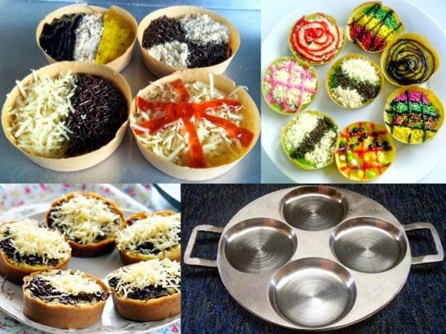Resep dan Cara Membuat Martabak Manis Mini Sederhana