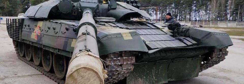 ЗСУ випробовують нову модифікацію танка Т-72
