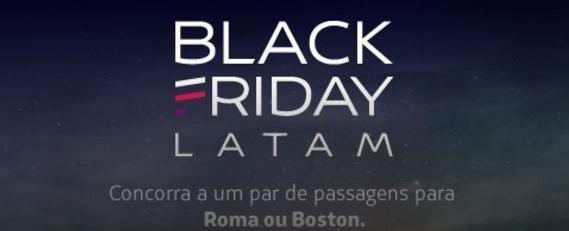 """Promoção: """"Black Friday LATAM"""" blog topdapromocao.com.br topdapromocao.blogspot.com.br"""