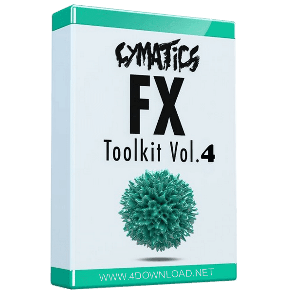 Cymatics - FX Toolkit Vol 4