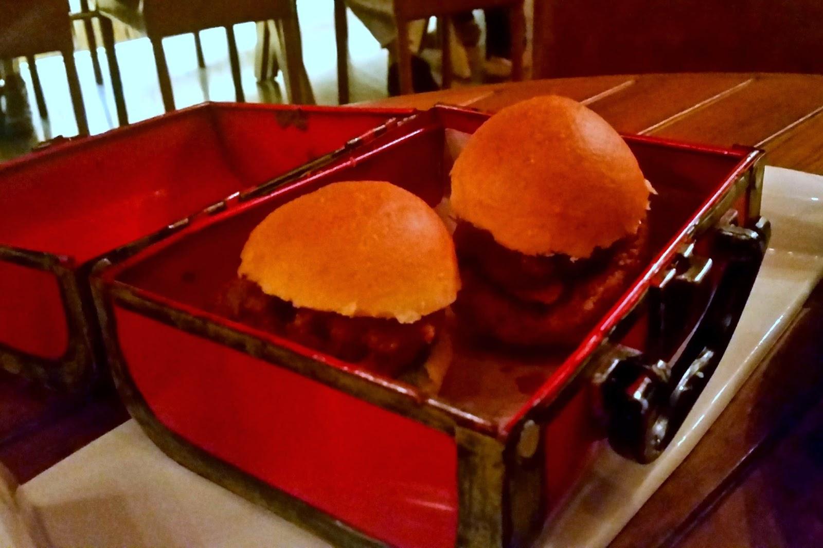 Galauti Kebab Burgers