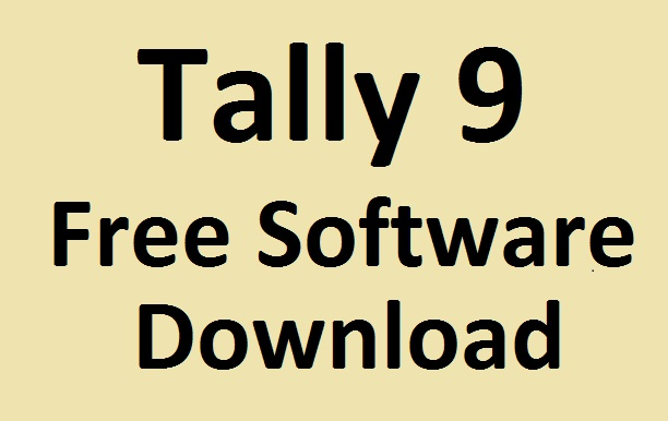 free download tally.erp 9 crack file