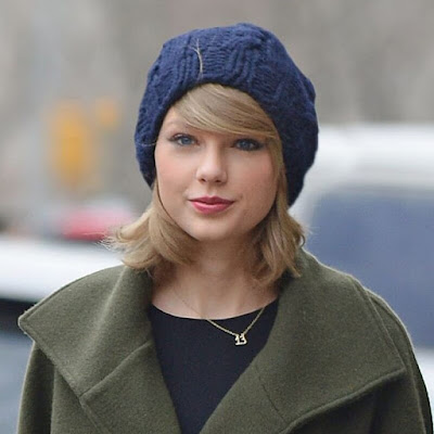 Taylor Swift Lucky 13  Necklace Laura Gravestock Jewellery Blog