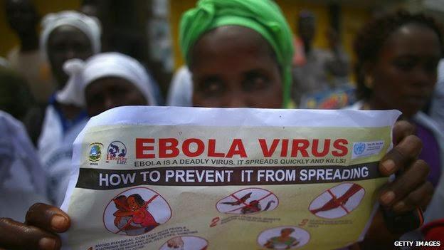 伊波拉病毒肆虐西非,Big Data成最大救星