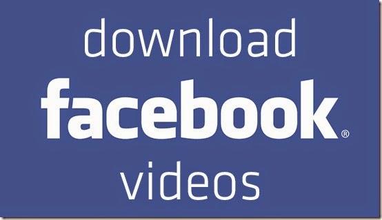 تنزيل مقاطع الفيديو من فيسبوك دون برامج أو اضافات