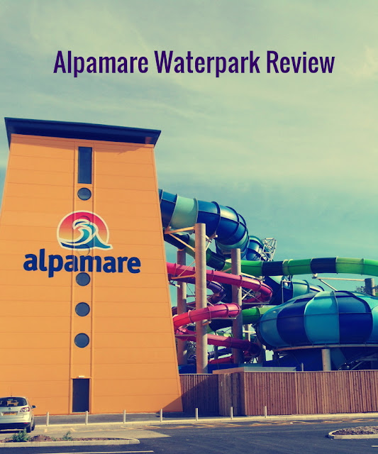 Alpamare waterpark review water slides, Scarborough
