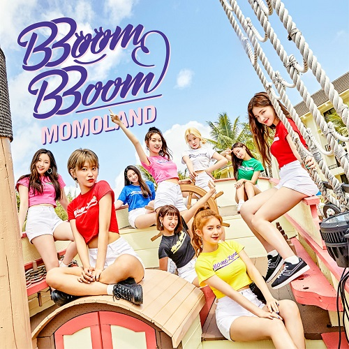 MOMOLAND - BBoom BBoom ~Japanese Version~