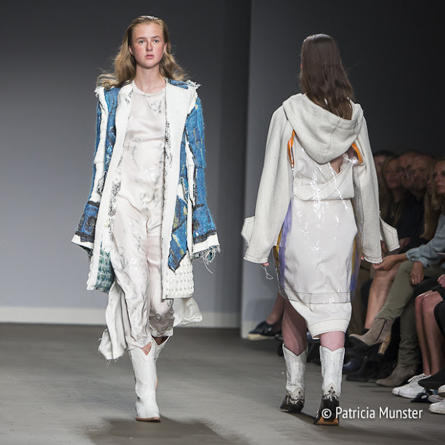 Atelier by Lotte van Dijk at Amsterdam Fashion Week 2017