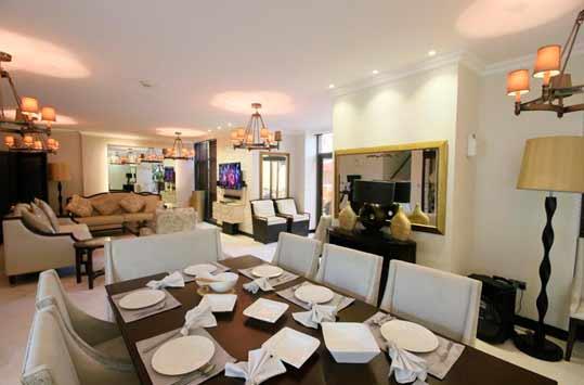 Villas en Dubái - Elan Rimal2 Suites