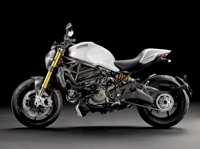 Ducati Monster 1200S 2014 Review