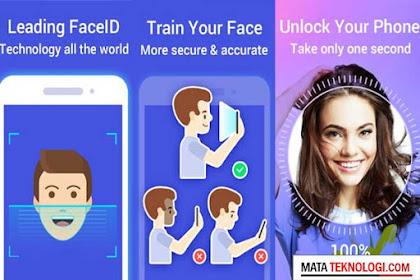 Aplikasi Kunci Layar Android Dengan Wajah