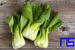 Benefits of Mustard Greens Vegetables for Health