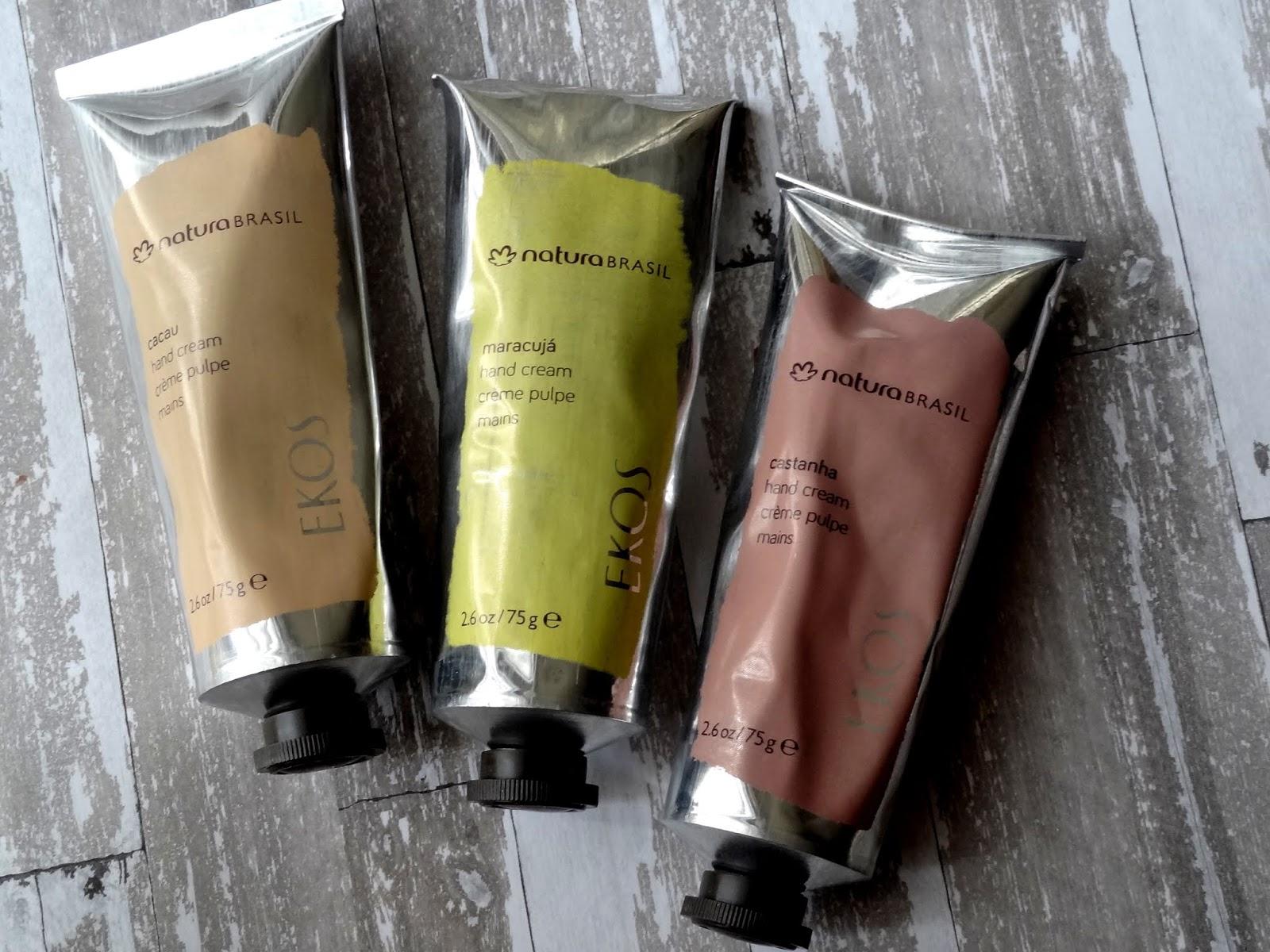 Makeup, Beauty and More: NaturaBrasil Bath, Body And Home ...