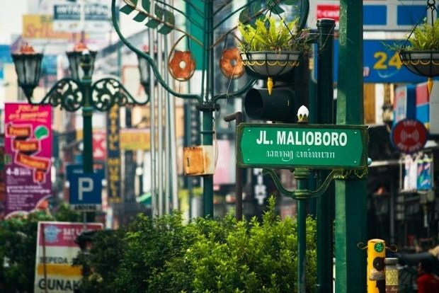 wisata Jalan Malioboro