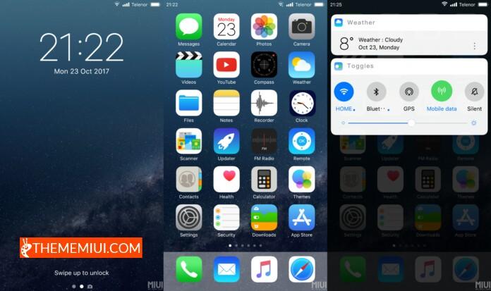 iOS 11 Real
