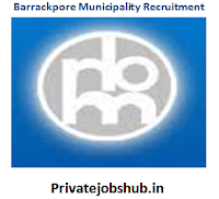Barrackpore Municipality Recruitment