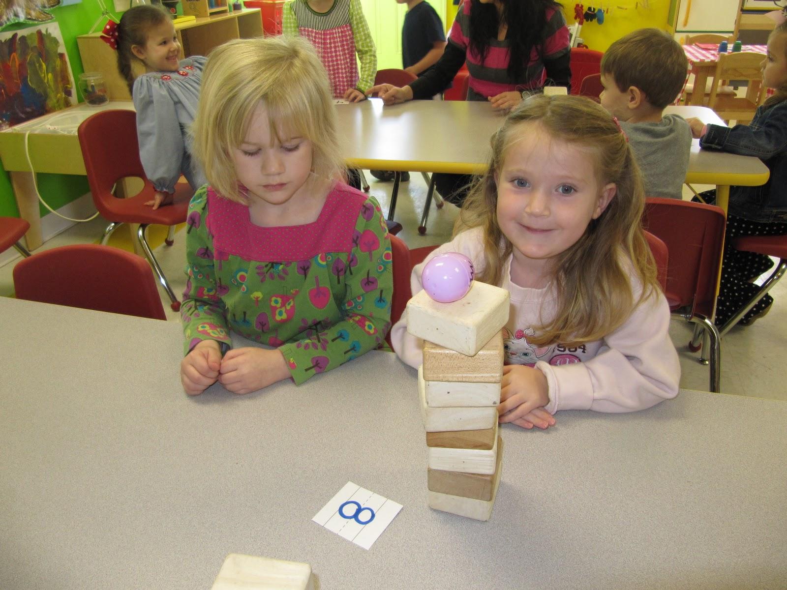Sunshine Day School Humpty Dumpty Math