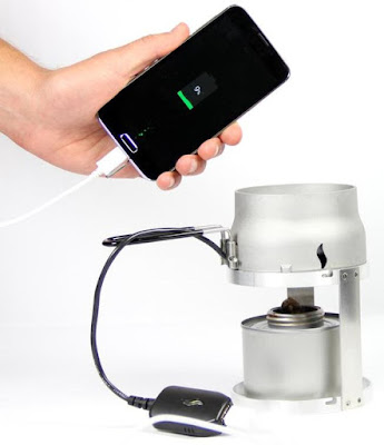 Best Off Grid Power Gadgets - Candle Recharger