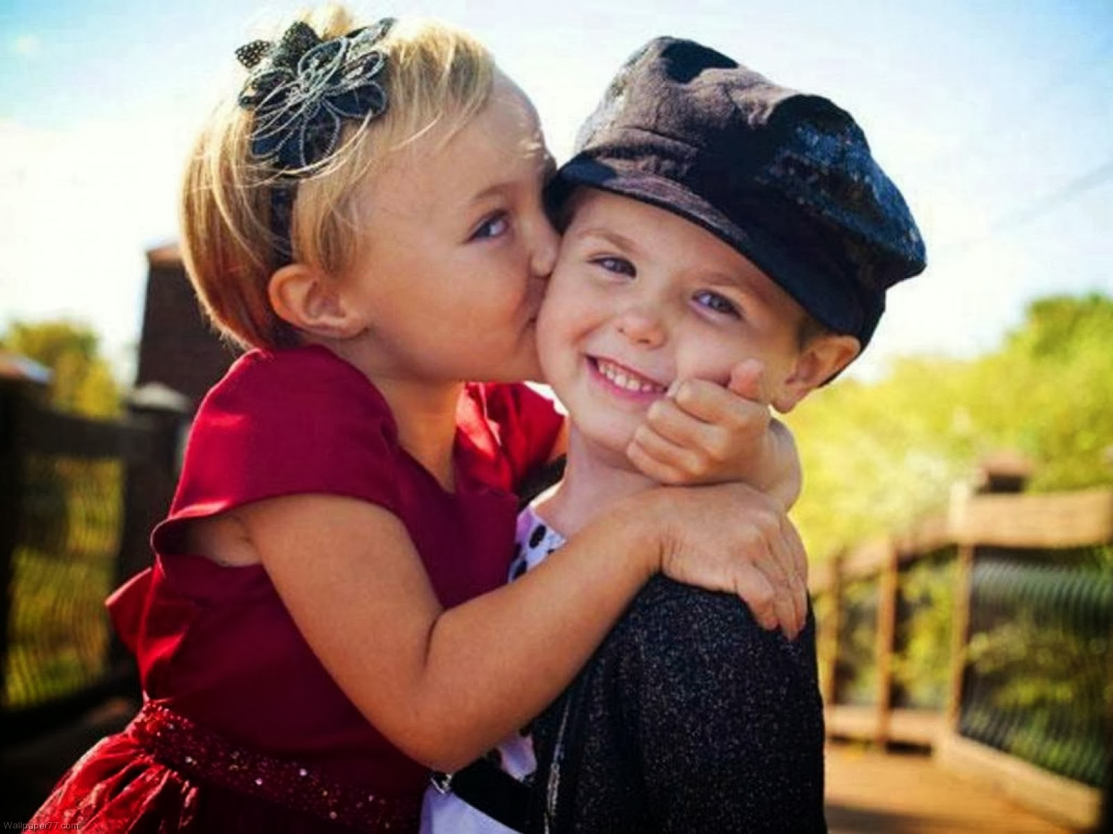 Fabulous Wallpapers Happy Kiss Day 2014 Hd Wallpapers