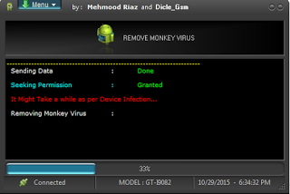 Monkey-virus-removel-tool