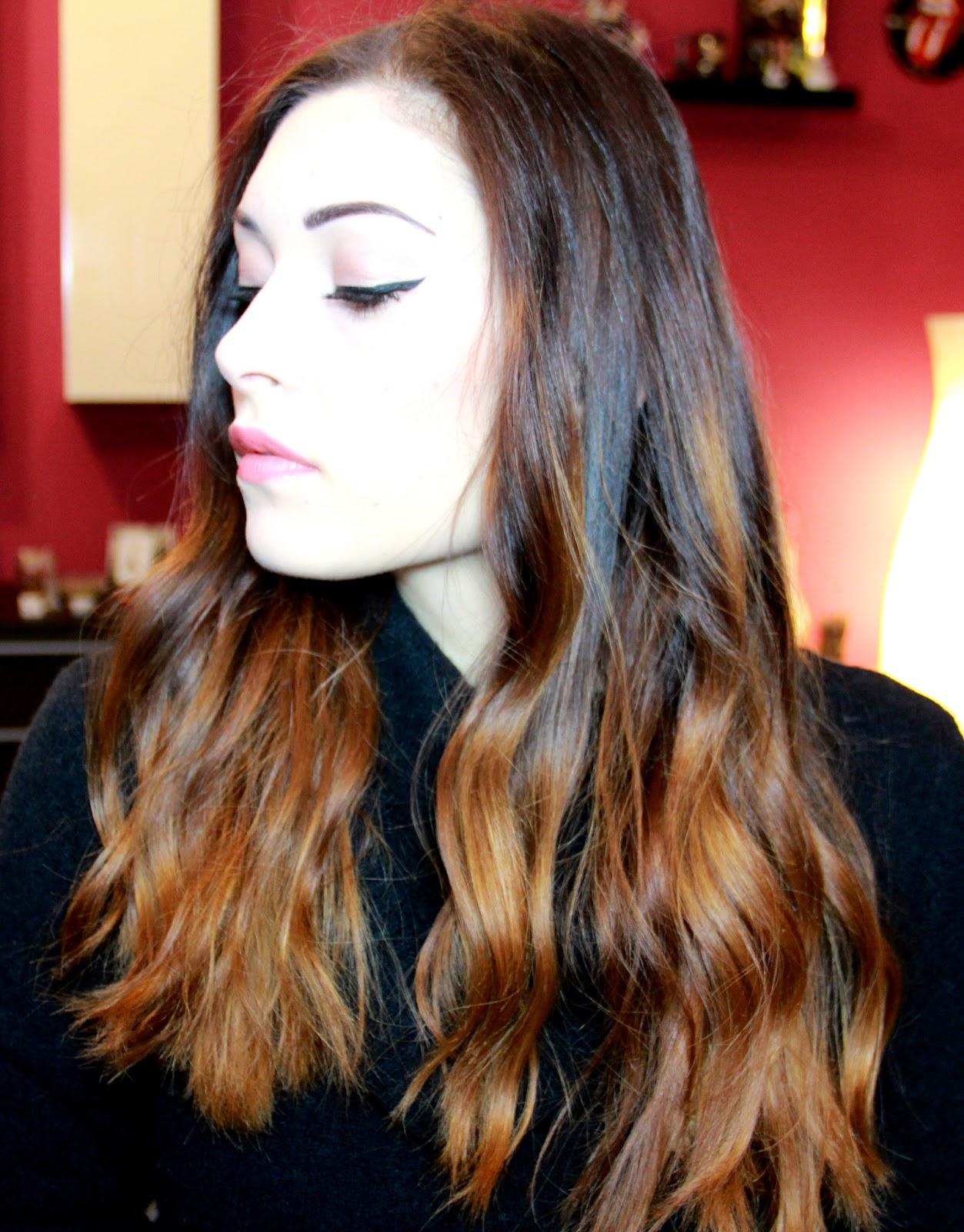 Cheryl s Pandemonium  DIY  Ombré hair a casa propria 770c27a7c30d