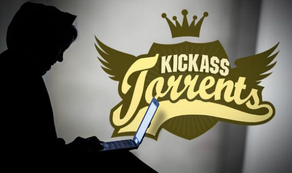 موقع KickassTorrents يعود للعمل من جديد