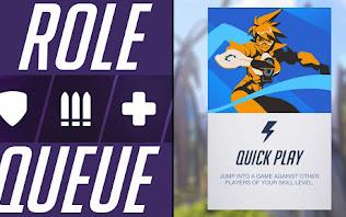[Overwatch] Role Queue chính thức áp dụng cho Competitive mùa thứ 18 và Quick Play