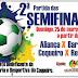 Jogos de volta das semifinais do campeonato do Coqueiro, em Mairi-BA