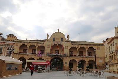 Plaza Mayor de Lorca, Murcia